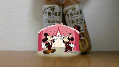 午後の紅茶_ディズニーカンパイカメラ_ミッキー×ミニー