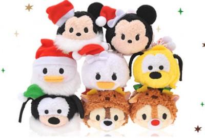 ツムツム クリスマスシリーズ2015