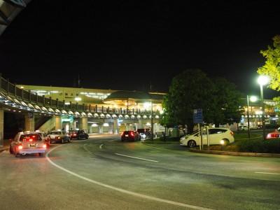 JR舞浜駅 ディズニーオフィシャルホテル行きシャトルバス乗り場