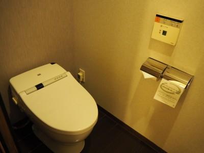 東京ベイ舞浜ホテル 客室 トイレ