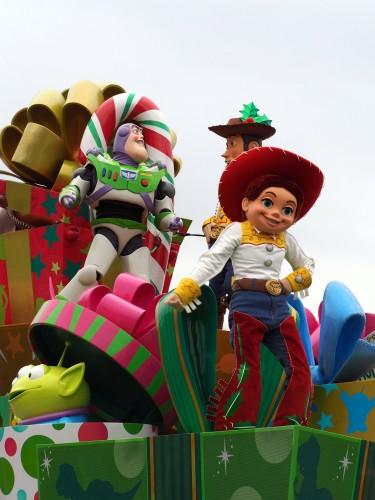 ディズニー・クリスマス・ストーリーズ トイストーリー