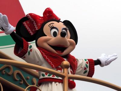 ディズニー・クリスマス・ストーリーズ ミニー
