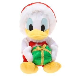 ディズニーストア クリスマス ぬいぐるみドナルド