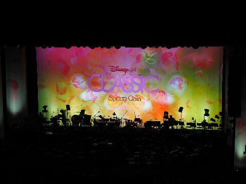 ディズニーオンクラシック_春の音楽祭_ステージ