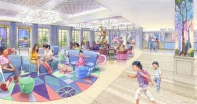 東京ディズニーセレブ レーションホテル:ウィッシュ