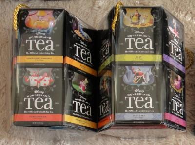 WDW アリスの紅茶セット