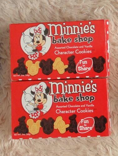 WDW ミニーのクッキー