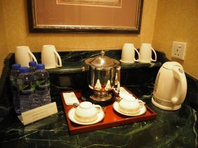 香港ディズニーランドホテル お茶セット