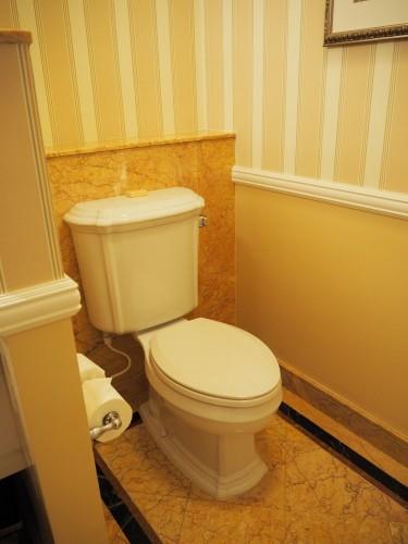 香港ディズニーランドホテル トイレ