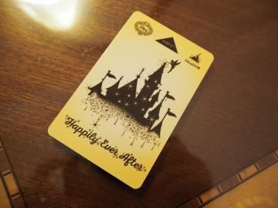 香港ディズニーランドホテル カードキー