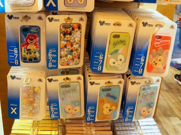 香港ディズニーランド iPhoneケース