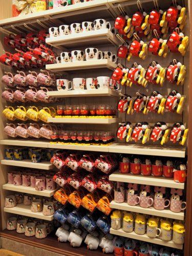 香港ディズニーランド マグカップ