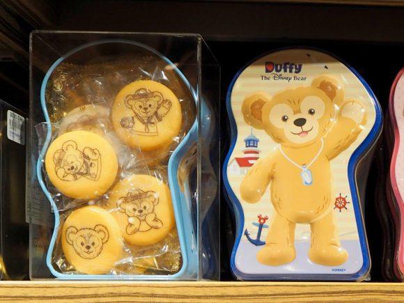 香港ディズニーランド ダッフィークッキー
