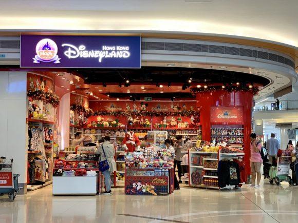 香港国際空港 ディズニーストア ターミナル2 L5