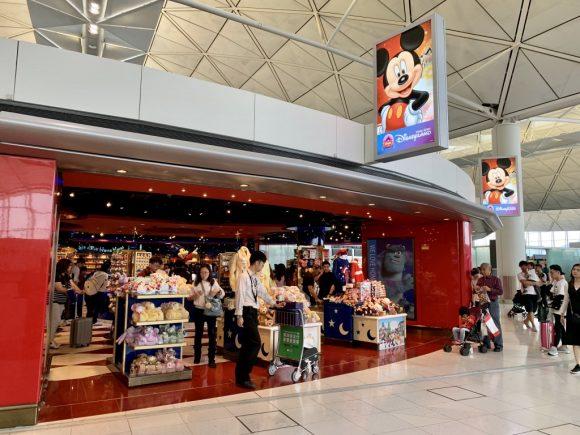 香港国際空港 ディズニーストア ターミナル1 L7
