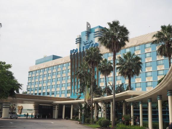 ディズニー・ハリウッド・ホテル 香港ディズニーランド