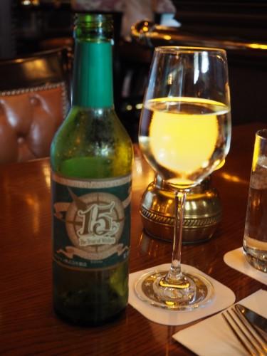 東京ディズニーシー15周年記念ラベルワイン(白)