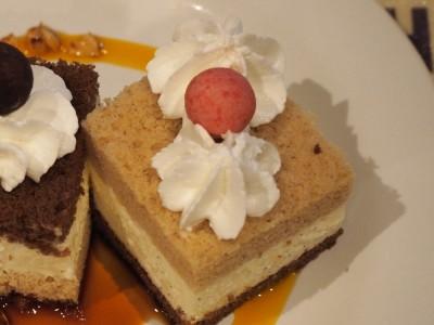 チップ&デールクリームケーキ(バニラ風味)  デール
