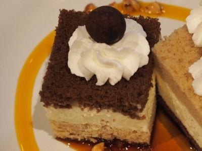 チップ&デールクリームケーキ(バニラ風味)  チップ