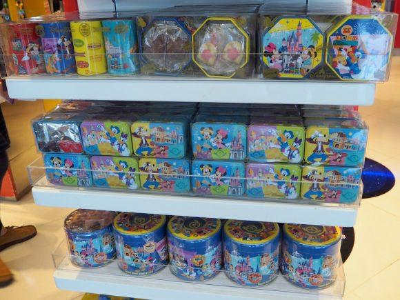 香港空港ディズニーストア お菓子