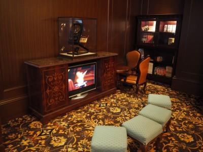 東京ディズニーランドホテル マーセリンサロン キッズエリア