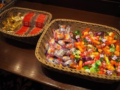 東京ディズニーランドホテル マーセリンサロン お菓子