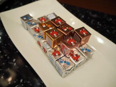 東京ディズニーランドホテル マーセリンサロン チーズ