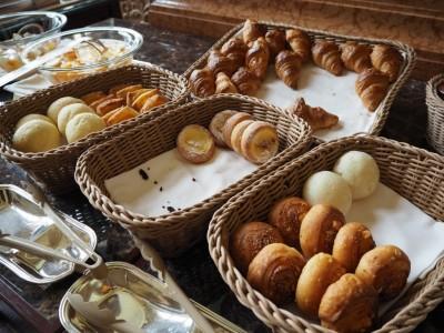 東京ディズニーランドホテル 朝食 パン