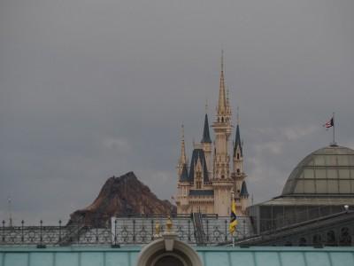 東京ディズニーランドホテル タレットルーム シンデレラ城