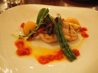 リストランテ・ディ・カナレット 本日の魚料理