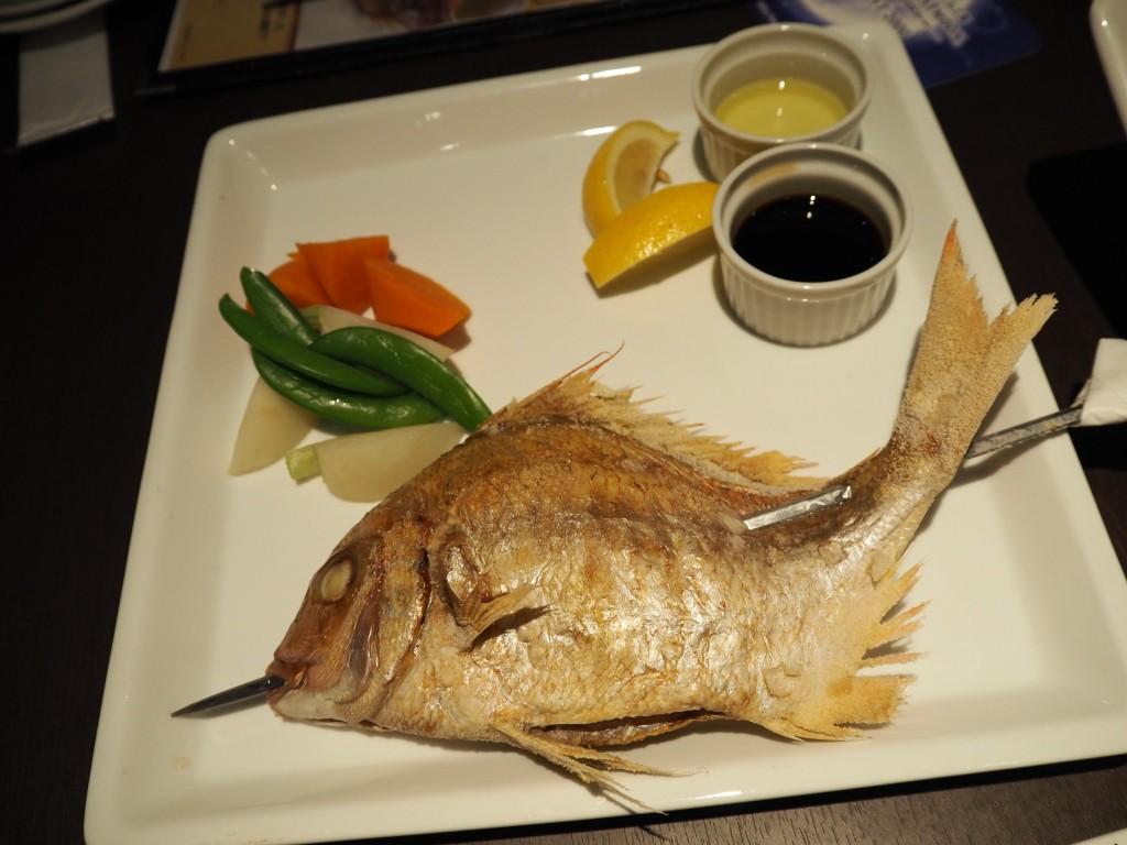 ロティズ・ハウス 天然真鯛のロティサリー