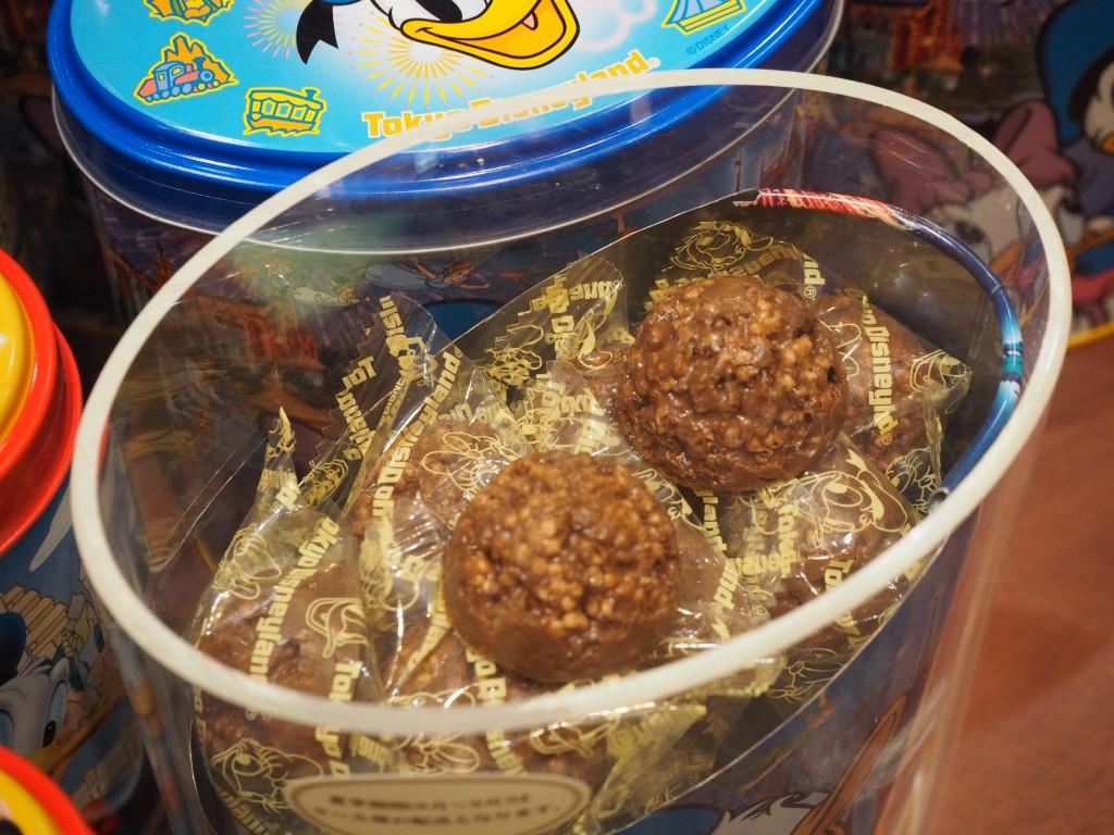 ディズニーランド チョコレートクランチ
