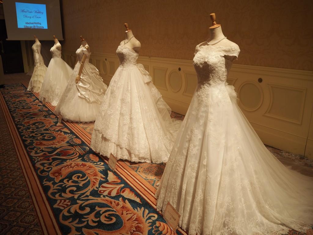 ディズニーフェアリーテイルウェディング FTW ドレス
