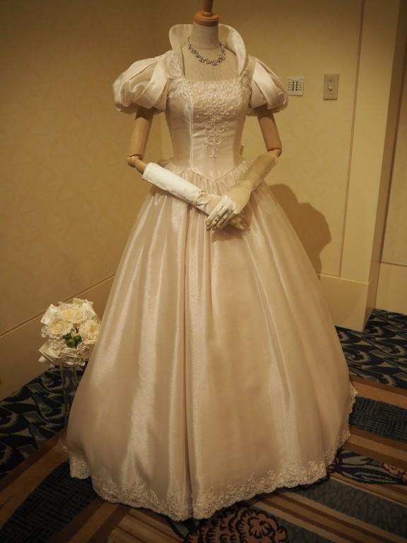 ブライダル・ドリーム・プレビュー 白雪姫のドレス