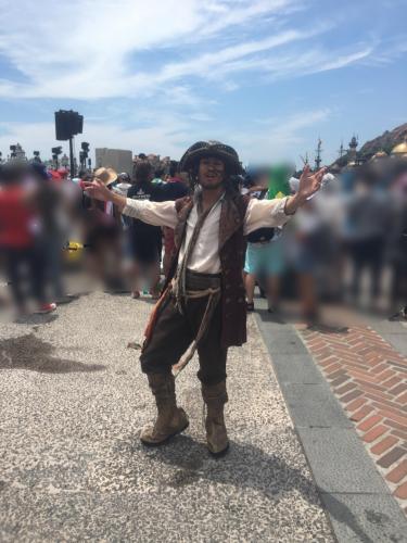"""パイレーツ・サマーバトル""""ゲット・ウェット!"""" 海賊"""