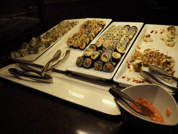 アウラニ マカヒキ 巻き寿司