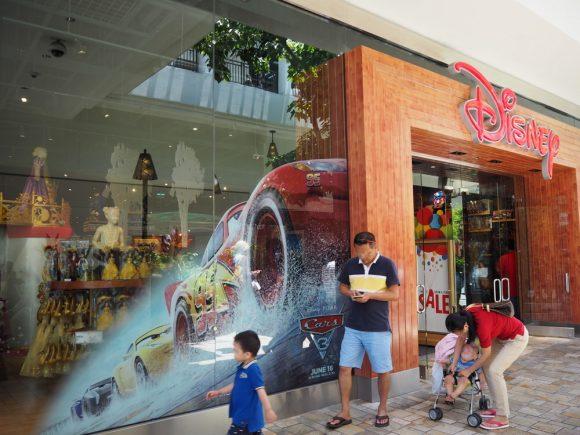 ディズニーストア アラモアナ店