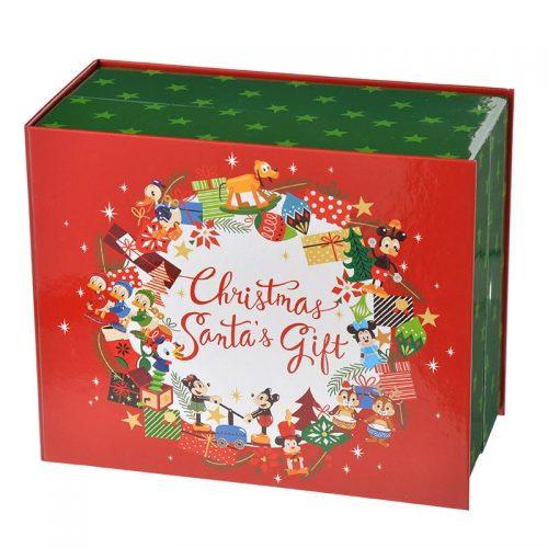 ディズニーストア アドベントカレンダー ミッキー&フレンズ CHRISTMAS SANTA'S GIFT