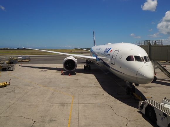 飛行機 ANA