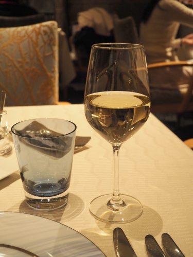 オチェーアノ クリスマスディナーコース 白ワイン