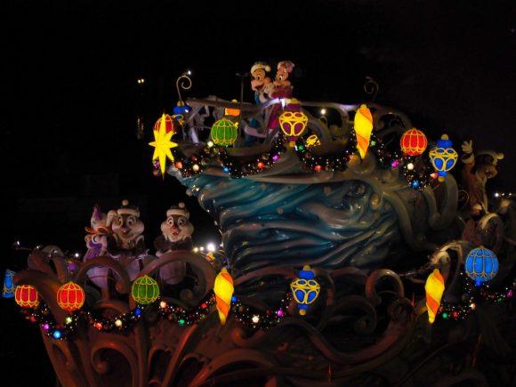 カラー・オブ・クリスマス ミッキー&フレンズ
