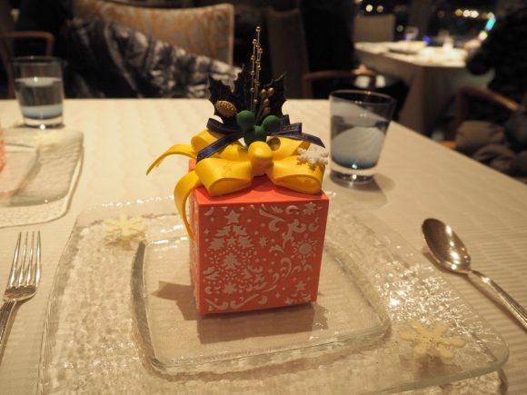 オチェーアノ クリスマスディナーコース デザートボックス