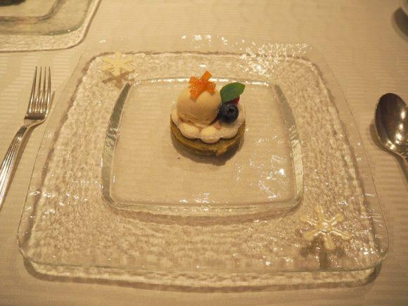 オチェーアノ クリスマスディナーコース デザート
