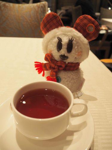 オチェーアノ クリスマスディナーコース 紅茶