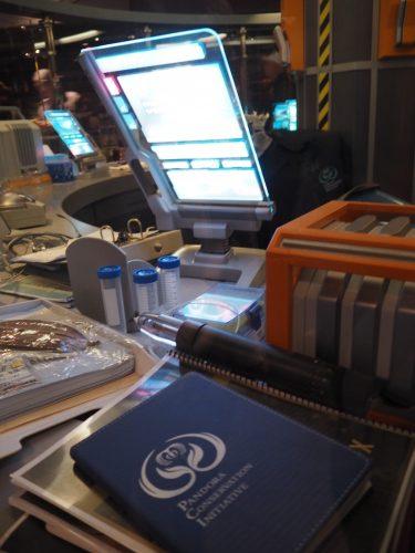 アバター・フライト・オブ・パッセージ 実験室