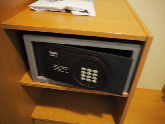 DCL客室 セキュリティボックス