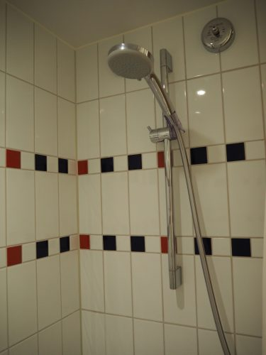 DCL客室 シャワー