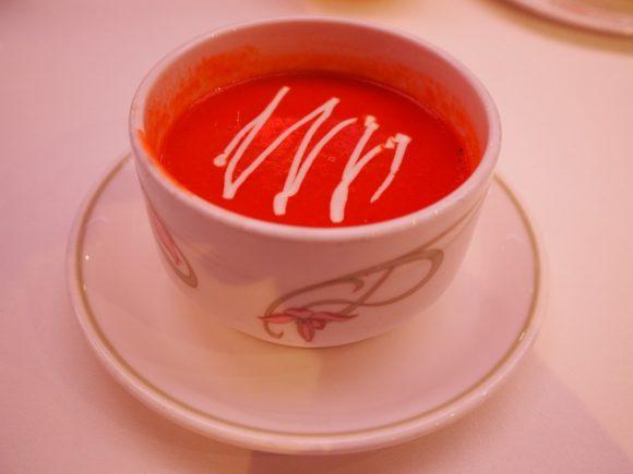 DCL エンチャンテッドガーテン トマトのスープ