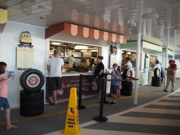 DCL Flo's V8 Cafe