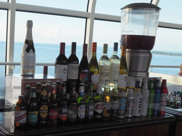 DCL アルコール類